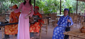 About Ben Tre hear folk music elements