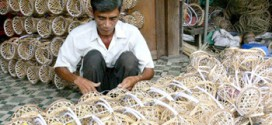 Handicraft villages of the coconut industry